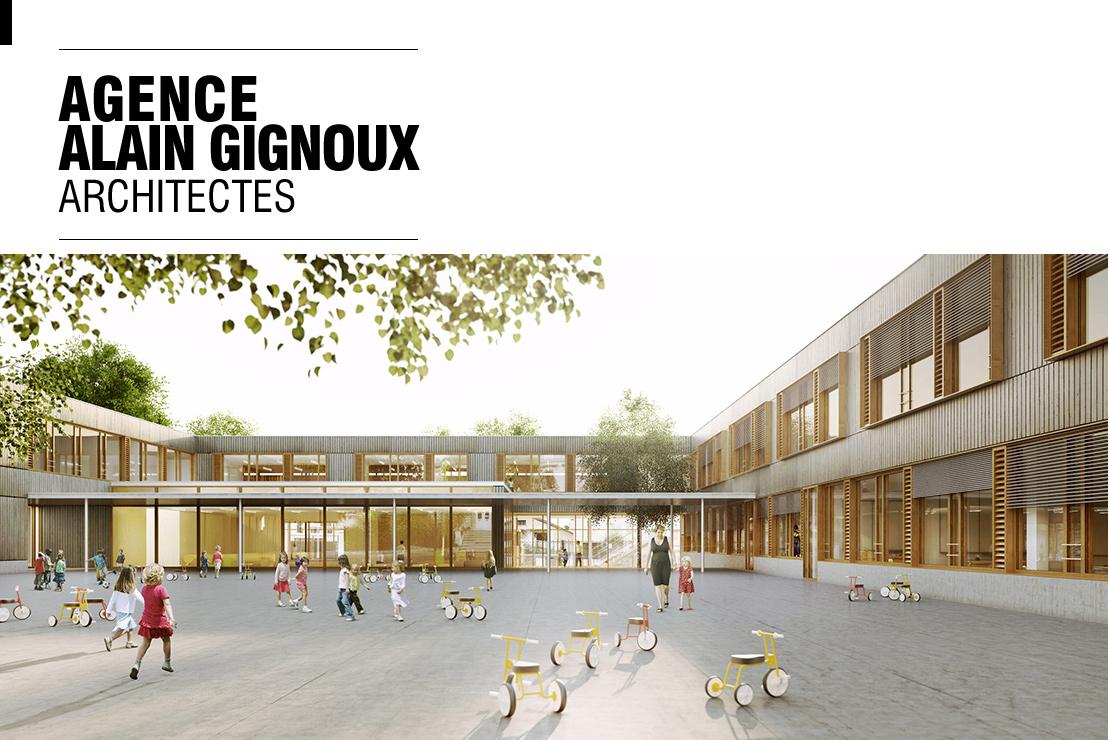 Agence Alain Gignoux, architectes